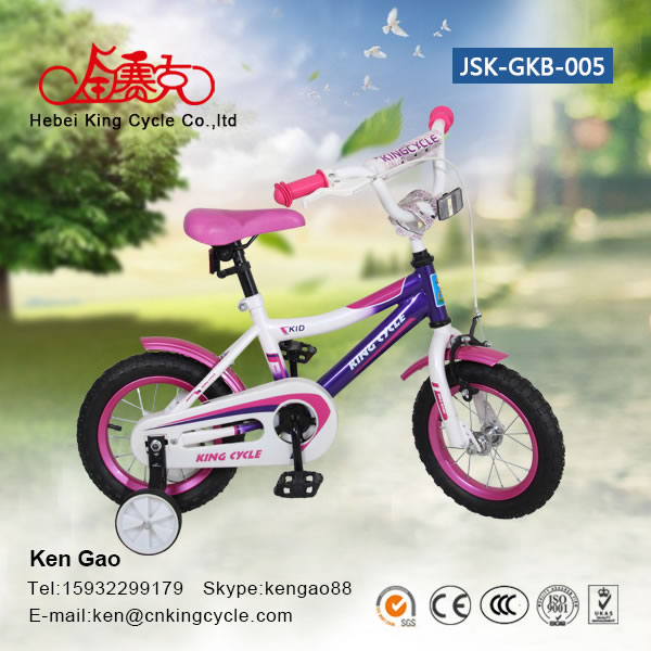 女款童车 Girl bike JSK-GKB-005